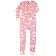 Lazy One Women's Moose Flapjack Onsie