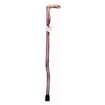 """Whistle Creek 36"""" Sumac Root Walking Stick"""