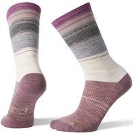 SmartWool Women's Sulawesi Stripe Crew Sock