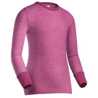Indera Mills Youth Performance Rib Knit Baselayer, 2 Pack