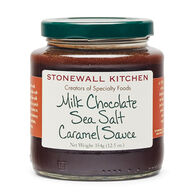 Stonewall Kitchen Milk Chocolate Sea Salt Caramel Sauce
