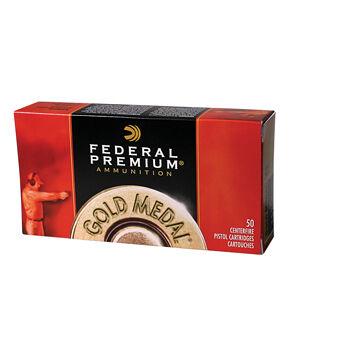 Federal Premium Gold Medal 38 Special 148 Grain LWC Handgun Ammo (50)