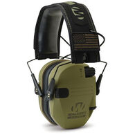 Walker's Patriot Series Razor Slim Shooter Electronic Folding Ear Muff Hearing Protector