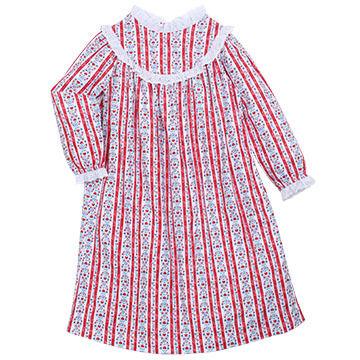 Lanz Of Salzburg Girls Tyrolean Nightgown