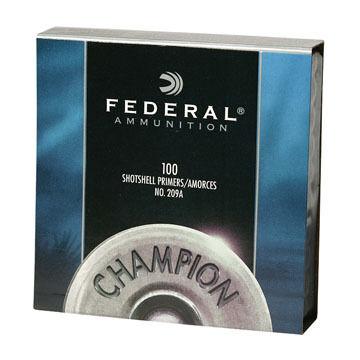Federal Premium Gold Medal Centerfire Primer (100)