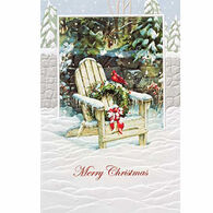 Pumpernickel Press Inviting Adirondack Deluxe Boxed Greeting Cards