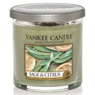 Yankee Candle Small Tumbler Candle - Sage & Citrus