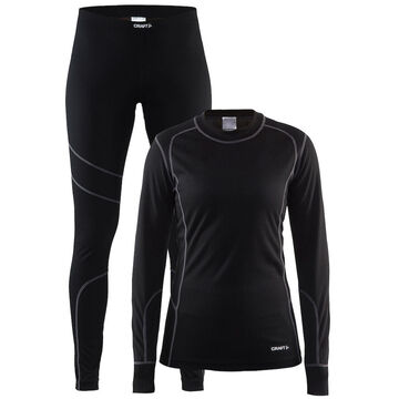 Craft Sportswear Womens Active Comfort Baselayer Set