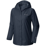 Columbia Women's Arcadia II Waterproof Omni-Tech Rain Jacket