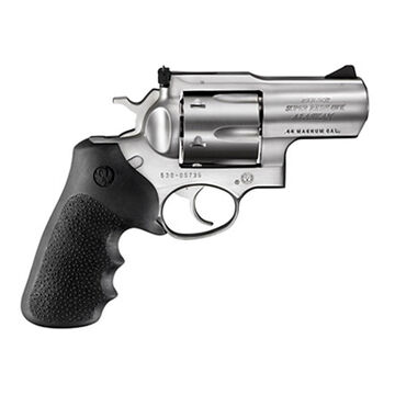Ruger Super Redhawk Alaskan 44 Remington Magnum 2.5 6-Round Revolver