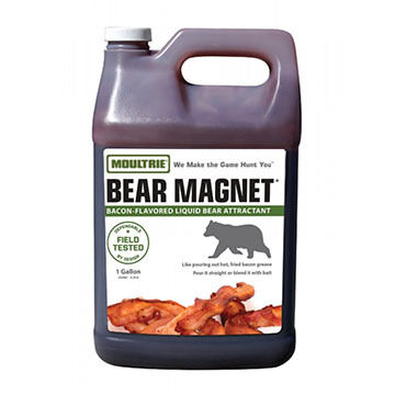 Moultrie Bear Magnet Savory Bacon Bear Attractant