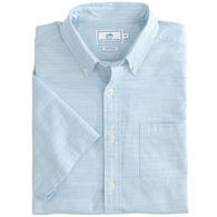 Southern Tide Men's Seven Mile Beach Short-Sleeve Shirt