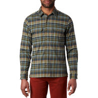 Mountain Hardwear Men's Voyager One Flannel Long-Sleeve Shirt