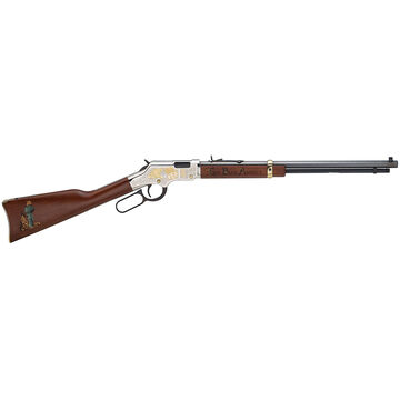 Henry Golden Boy God Bless America 22 S/L/LR 20 16/21-Round Rifle