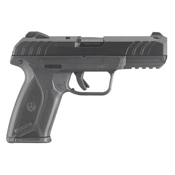 Ruger Security-9 9mm 4 15-Round Pistol