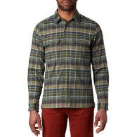 Mountain Hardwear Men's Voyager One Flannel Long-Sleeve Shirt