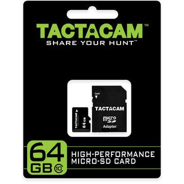 Tactacam 64GB SD Card
