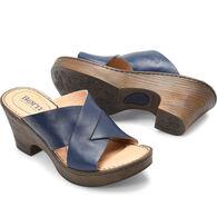 Born Shoe Women's Coney Wedge Sandal