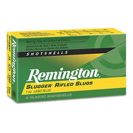 "Remington Slugger 12 GA 2-3/4"" 1 oz. Magnum Rifled Slug Ammo (5)"