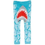 Doodle Pants Toddler Boys' Shark Legging