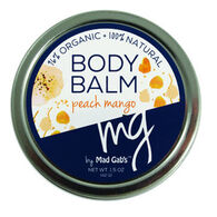 Mad Gab's Peach Mango MG Signature Body Balm