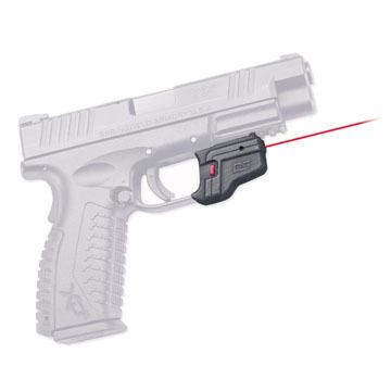 Crimson Trace DS-123 Defender Series Springfield Armory XD & XD(M) Accuguard Laser Sight