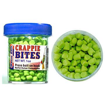 Magic Bait Crappie Bites Bait - 1 oz.
