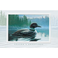 Pumpernickel Press Loon In Morning Mist Deluxe Boxed Greeting Cards