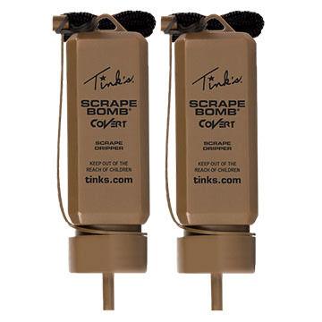 Tink's Covert Scrape Bomb Scrape Dripper Combo Pack