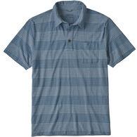 Patagonia Men's Trail Harbor Polo Short-Sleeve Shirt