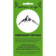Tattoos To Go - Mountain