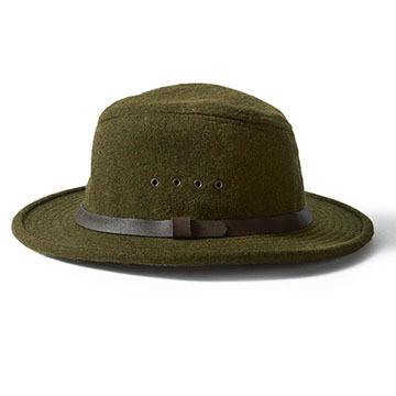 Filson Mens Wool Packer Hat
