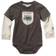 Carhartt Infant Boy's Wilderness Division Long-Sleeve Bodyshirt