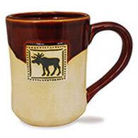 Cape Shore Potters Moose Mug