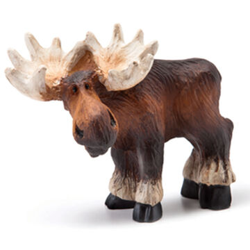 Big Sky Carvers Standing Moose Mini Figurine