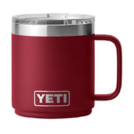 YETI Rambler 10 oz. Stainless Steel Vacuum Insulated Stackable Mug w/ MagSlider Lid