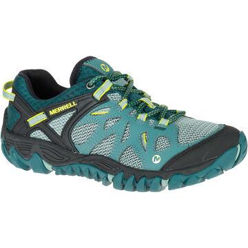 Merrell Womens All Out Blaze Aero Sport Low Hiking Shoe