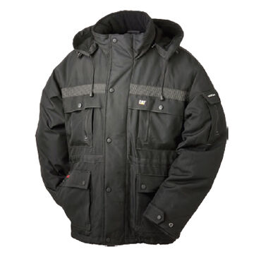 CAT Apparel Mens Heavy Insulated Parka