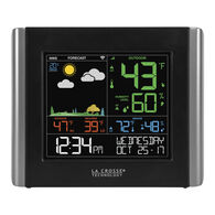 La Crosse Remote Monitoring Color Weather Station