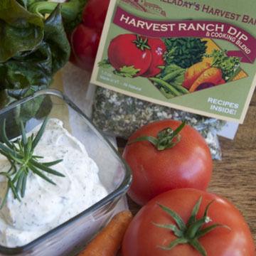 Halladay's Harvest Barn Harvest Ranch Dip