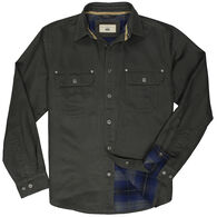 Dakota Grizzly Men's Dalton Microsuede Shirt/Jacket