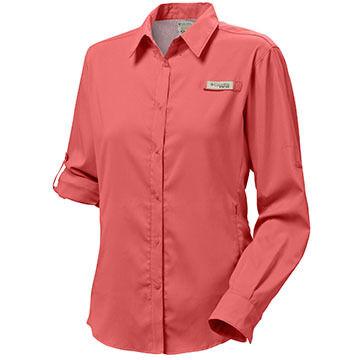 Columbia Women's PFG Tamiami II Long-SleeveOmni-Shade Shirt