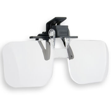 Carson Clip and Flip Wearable Magnifier
