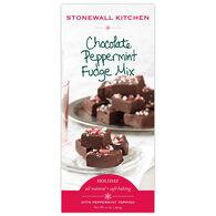 Stonewall Kitchen Chocolate Peppermint Fudge Mix, 17 oz.