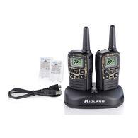 Midland X-Talker T55VP3 28-Mile Two-Way Radio Value Pack