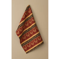 Park Designs Free Range Rooster Jacquard Dish Towel