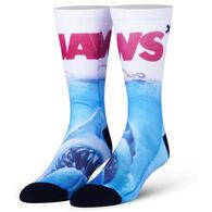 Odd Sox Unisex Jaws Crew Sock