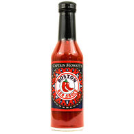 Captain Mowatt's Boston Red Sauce, 8 oz.