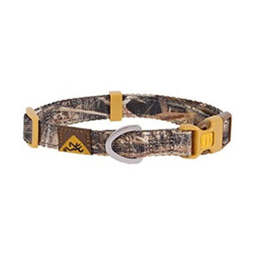 Browning Classic Mossy Oak Blades Camo Dog Collar