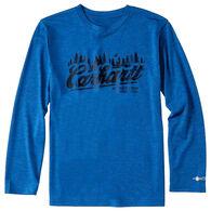 Carhartt Boys' Force Carhartt Outdoors Long-Sleeve T-Shirt